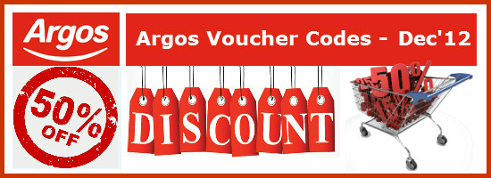 Argos Discount Code for December ️ Snap up a great deal on toys, electricals, furniture, jewellery, appliances and more, with MyVoucherCodes ️ Grab a promo code and enjoy huge savings.