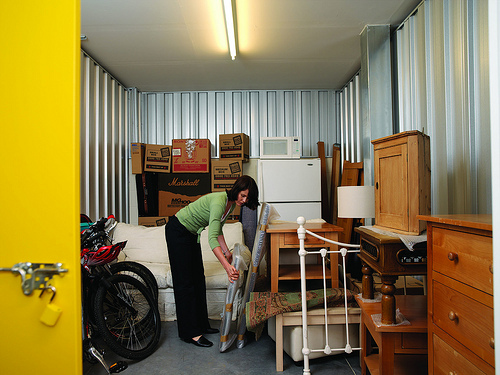 Use Storage To Prepare Your House For A Sale
